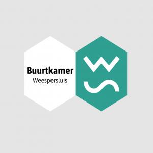Logo buurtkamer Weespersluis